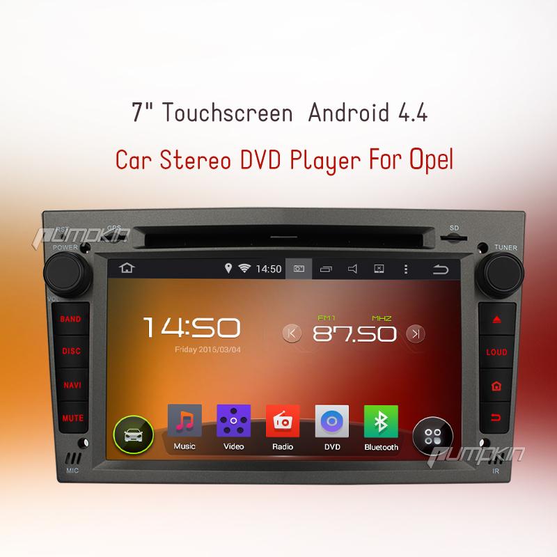 2din autoradio android 4 4 car dvd gps nav for opel vauxhall corsa antara zafira ebay. Black Bedroom Furniture Sets. Home Design Ideas