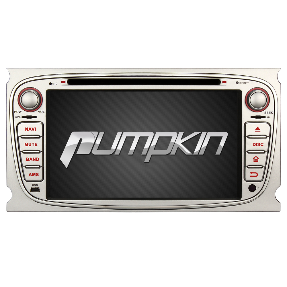 pumpkin 2din android 5 1 car dvd stereo radio for ford. Black Bedroom Furniture Sets. Home Design Ideas
