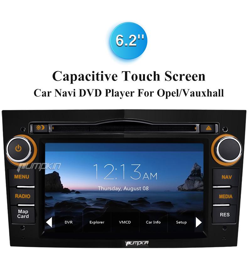 6 2 car gps autoradio dvd player navigation sd for. Black Bedroom Furniture Sets. Home Design Ideas