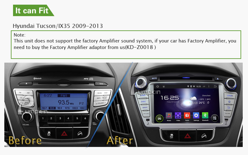 2 din android 4 4 car dvd player gps wifi 3g for hyundai. Black Bedroom Furniture Sets. Home Design Ideas