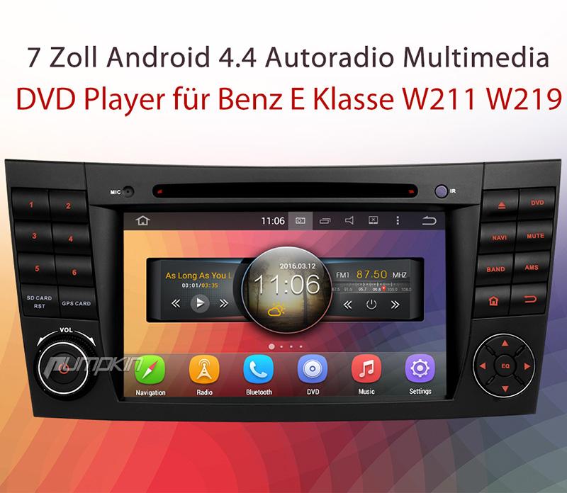 Android 4 4 gps dvd cd navi mercedesbenz in seuzach kaufen for Mercedes benz navigation cd