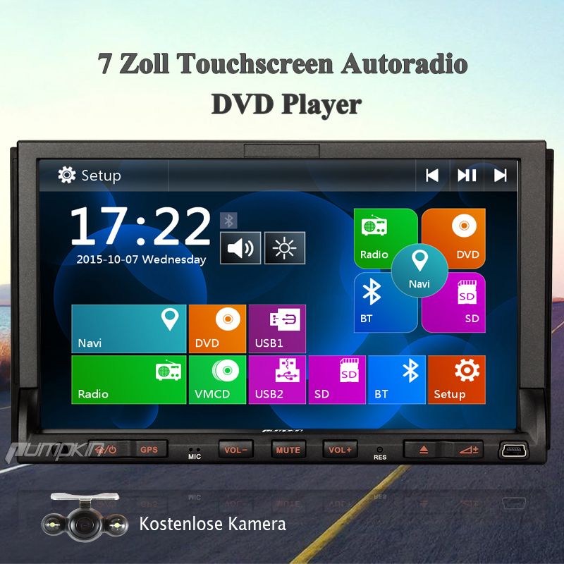 doppel 2 din hd autoradio dvd gps navi in seuzach kaufen. Black Bedroom Furniture Sets. Home Design Ideas