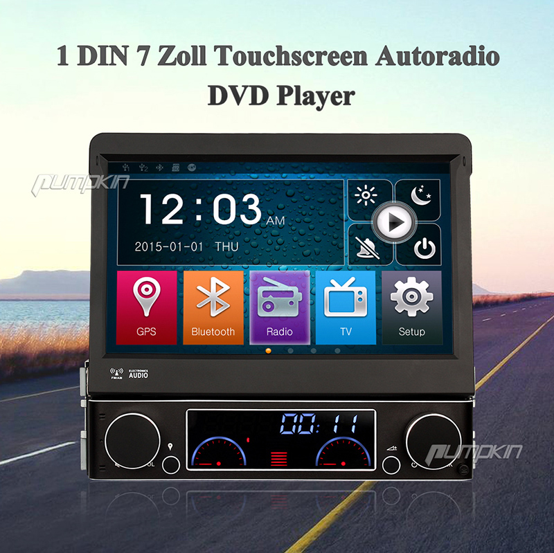 1 din autoradio mit gps navi touchscreen in seuzach kaufen bei. Black Bedroom Furniture Sets. Home Design Ideas