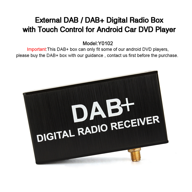 dab dab tuner box digitale radio tuner radio ricevitore. Black Bedroom Furniture Sets. Home Design Ideas