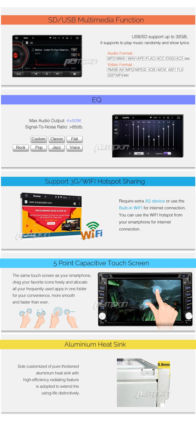 Wiring Diagram Seicane S127012 Quadcore Android 511 Head Unit Dvd
