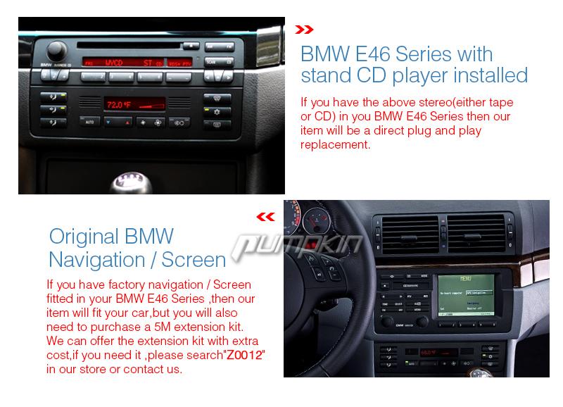 In Dash Car Dvd Player Gps Navigation Radio For Bmw 3