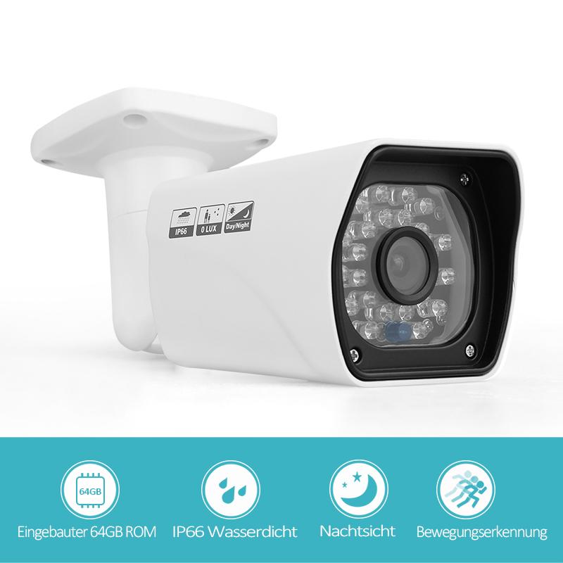 hd 1080p ip kamera wlan berwachungskamera. Black Bedroom Furniture Sets. Home Design Ideas