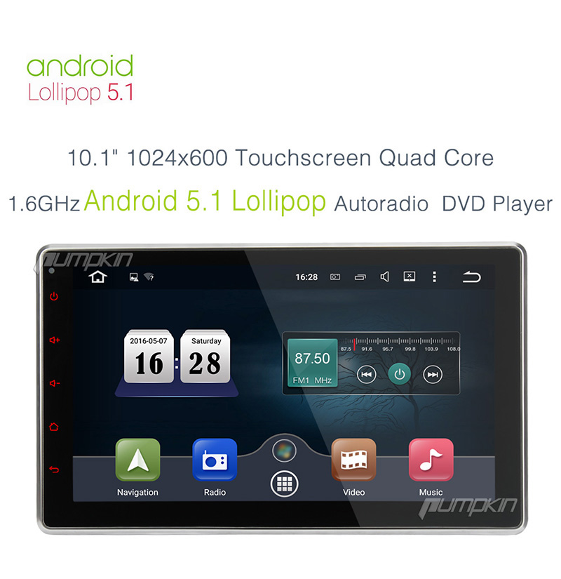 10 1 zoll dvd player dab autoradio doppelt 2 din android. Black Bedroom Furniture Sets. Home Design Ideas