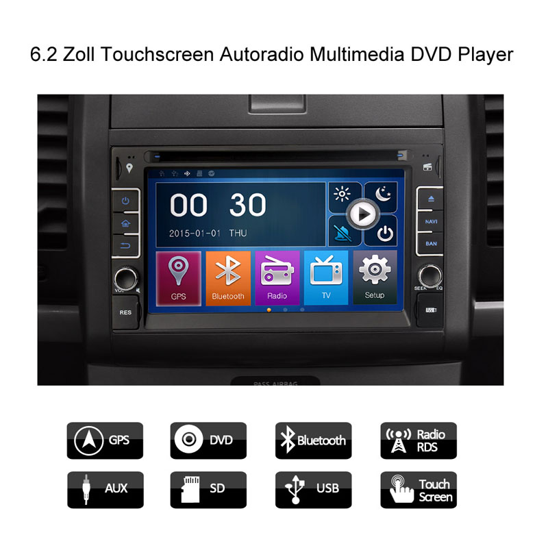 r ckfahrkamera autoradio touchscreen doppel 2 din dvd. Black Bedroom Furniture Sets. Home Design Ideas