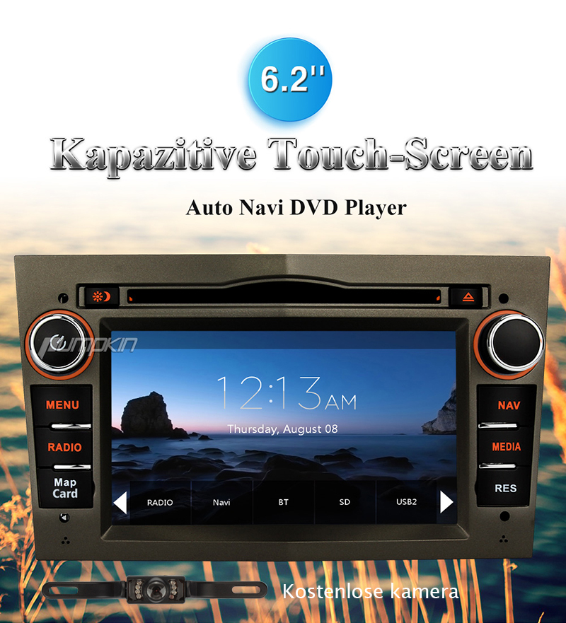 kamera gps navi autoradio dvd player f r opel antara corsa. Black Bedroom Furniture Sets. Home Design Ideas