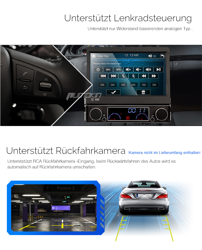 Best Single Din Touch Screen Car Stereo