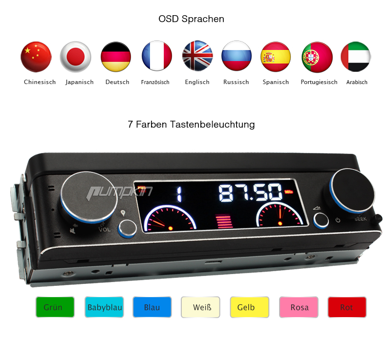1 din autoradio mit gps navi navigation touchscreen bluetooth usb sd cd rds tv ebay. Black Bedroom Furniture Sets. Home Design Ideas